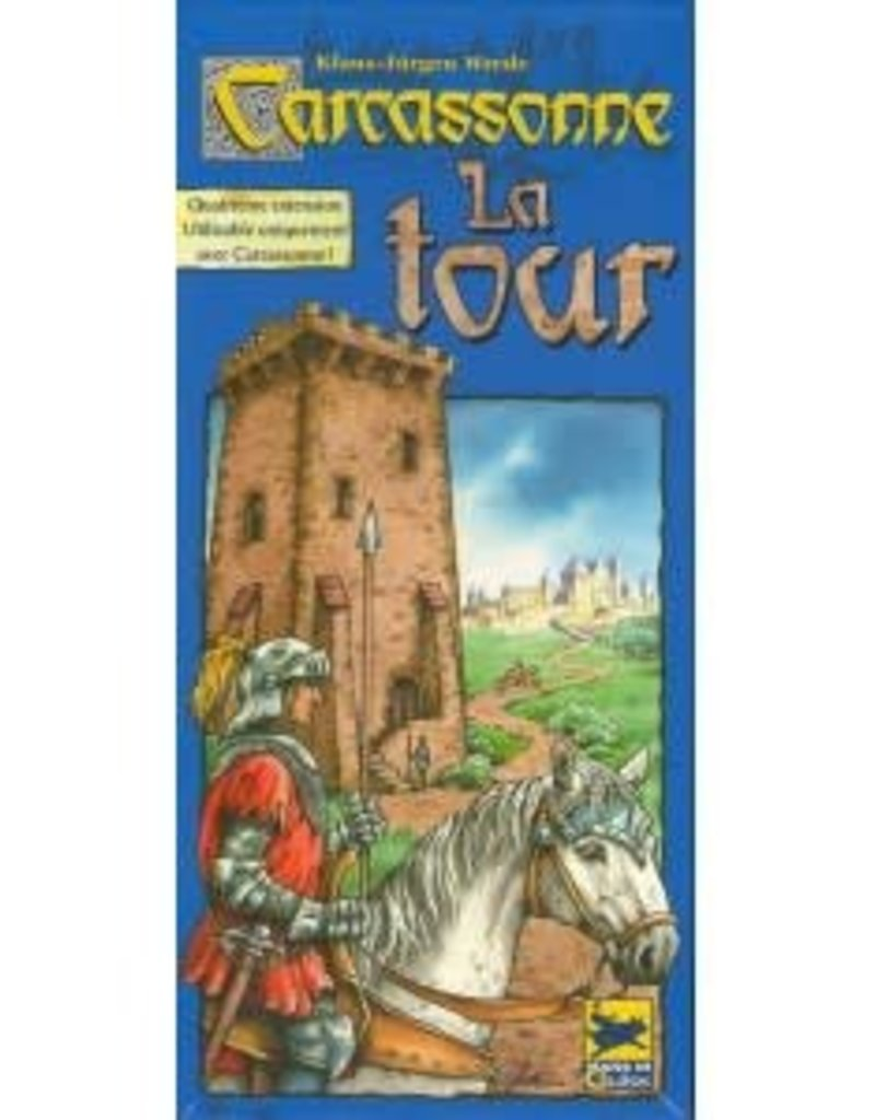 Z-Man Games, Inc. Carcassonne: Ext. La Tour