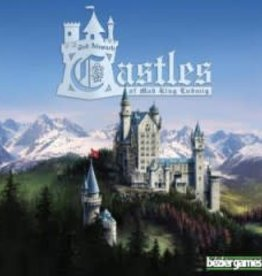 Bezier Games Castles of Mad King Ludwig (EN)