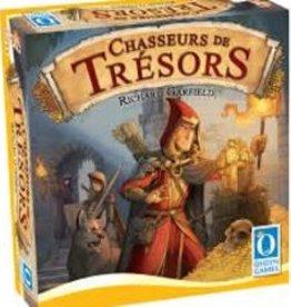 Queen Games Chasseurs de Trésors (FR)
