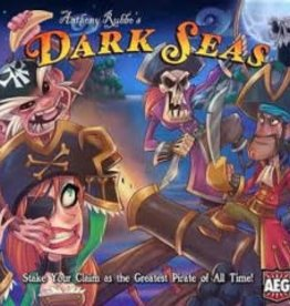 Alderac Entertainment Group Dark Seas (EN)