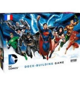 Cryptozoic Entertainment DC Comics Deck Building Game (FR)