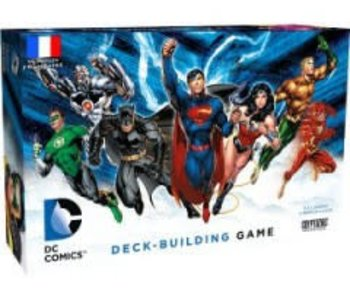 DC Comics Deck Building Game (FR)