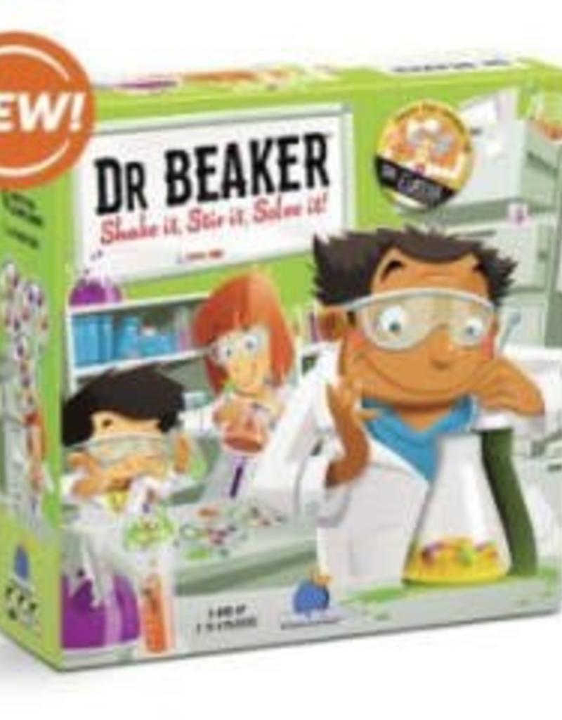 Blue Orange Dr Beaker (ML)