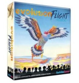 North Star Games Evolution: Exp. Flight (EN)