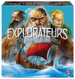 PixieGames Explorateurs de la Mer du Nord (FR)