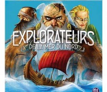 Explorateurs de la Mer du Nord (FR)