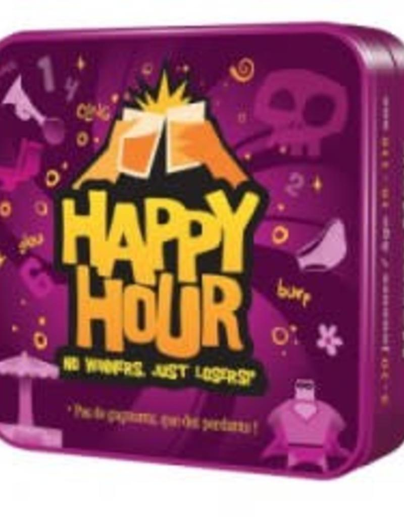 Cocktail Games Happy Hour (FR)