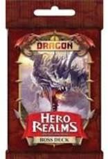 White Wizard Games Hero realms: Dragon Boss Deck (EN)