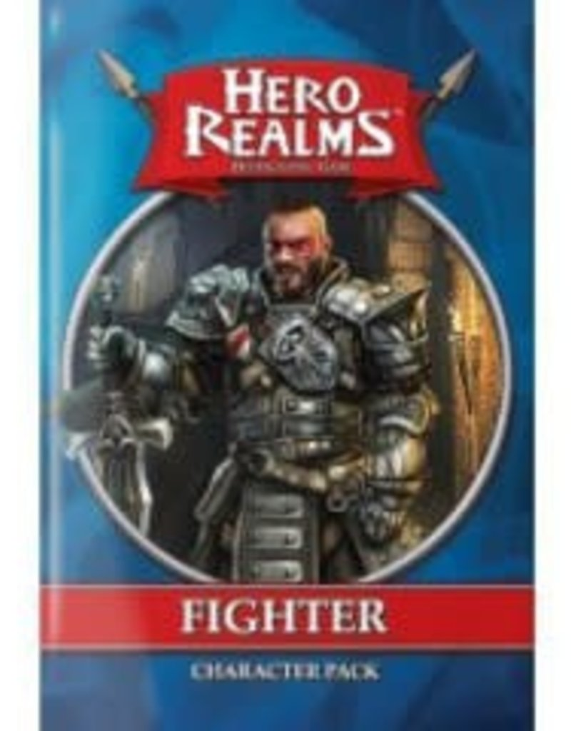 White Wizard Games Hero realms: Fighter Character Pack (EN)
