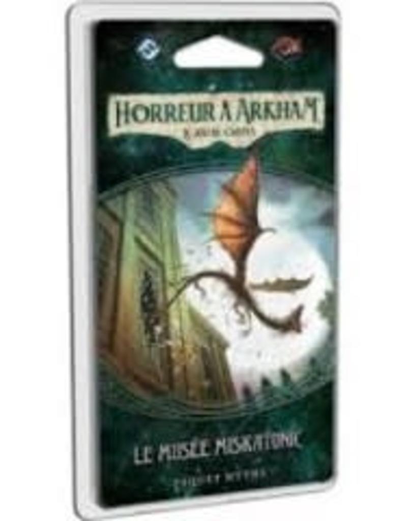 Fantasy Flight Horreur à Arkham: Le Musée Miskatonic