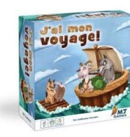 MJ Games J'ai Mon Voyage (FR)