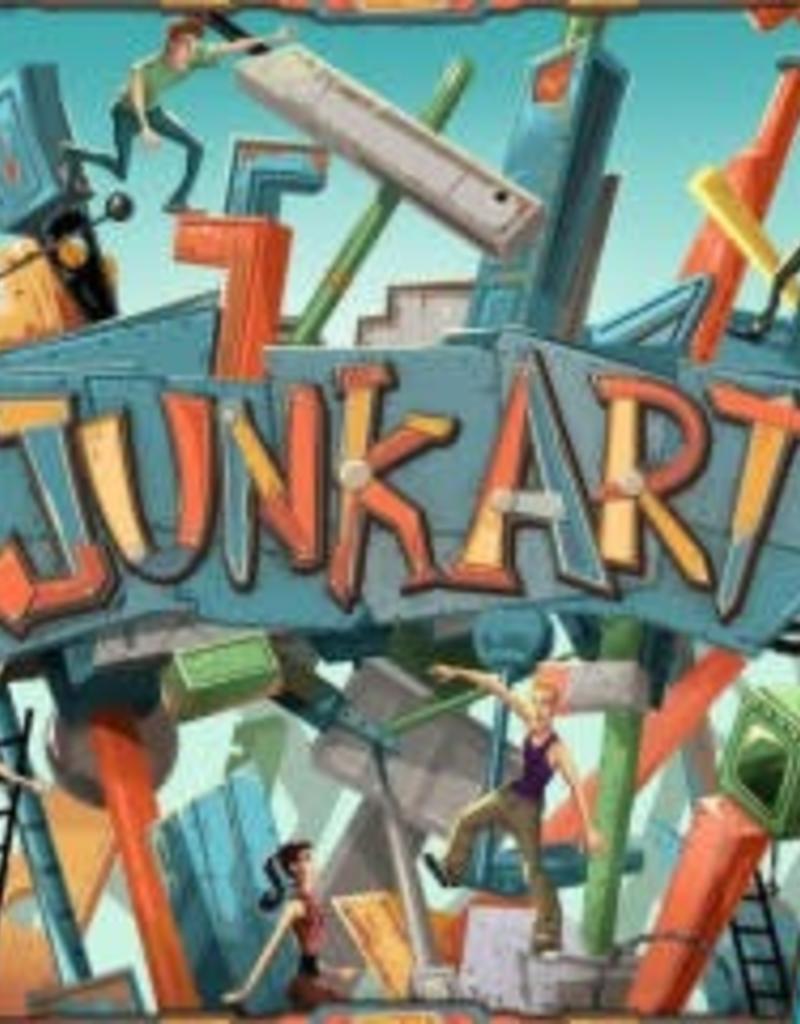 Pretzel Junk'Art Plastic (ML)