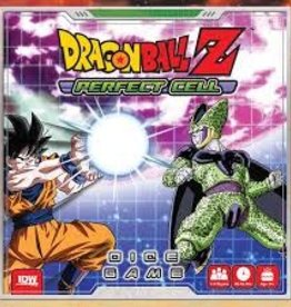 IDW Dragonball Z Perfect Cell Game (EN)