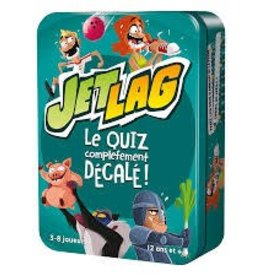 Cocktail Games Jet Lag (FR)