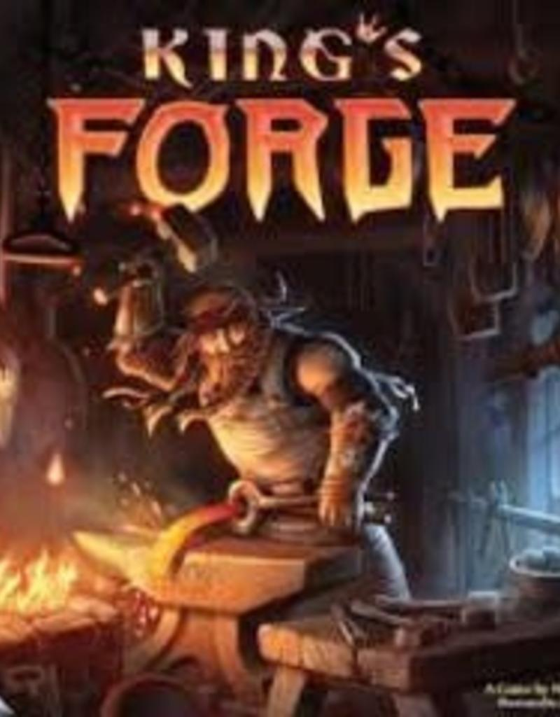 Game Salute King's Forge (EN)