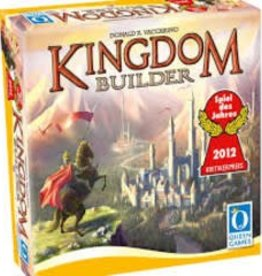 Queen Games Kingdom Builder (ML)