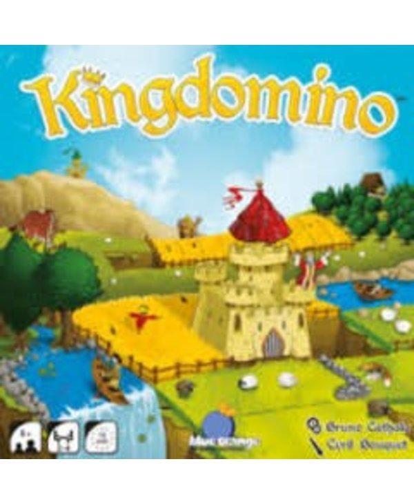 Kingdomino (ML)