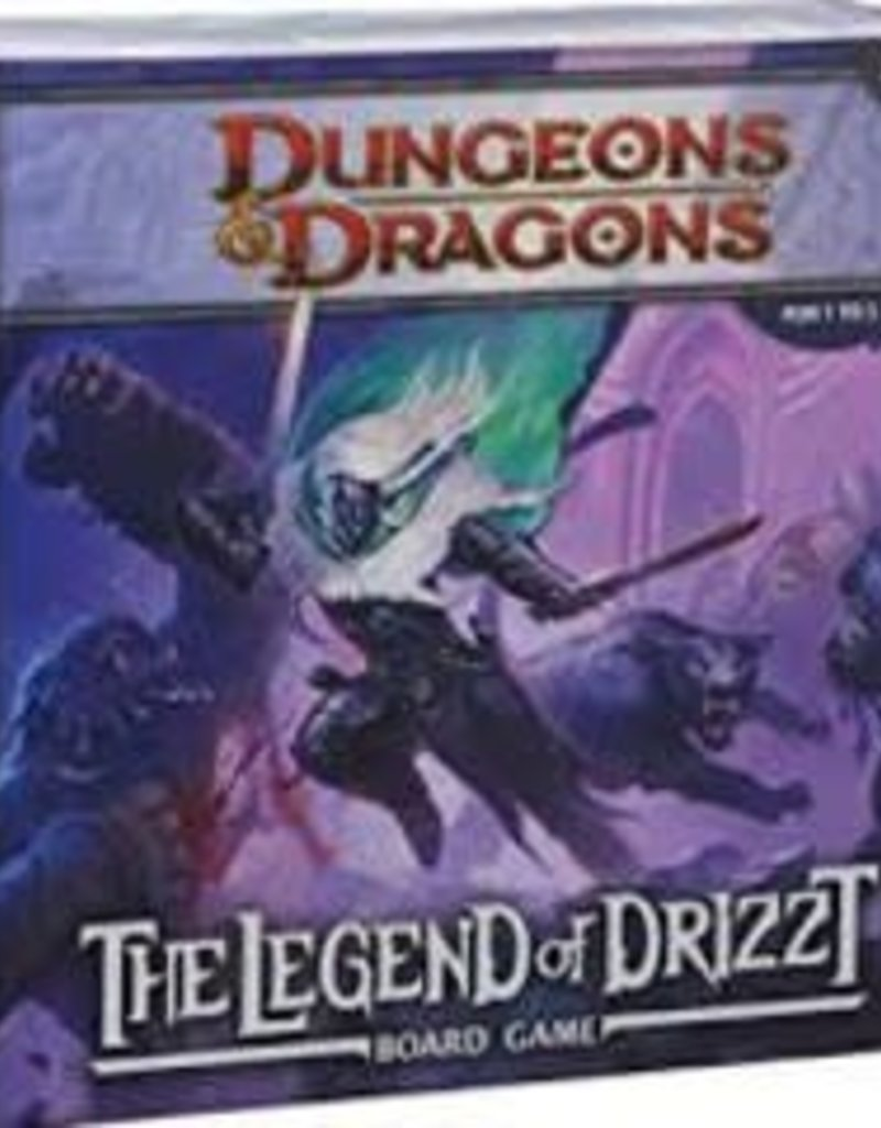 Dungeons & Dragons Legend of Drizzt Board Game (EN)