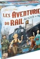 Days of Wonders Les Aventuriers du Rail - Autour du monde (FR)