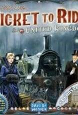 Days of Wonders Les Aventuriers du Rail: Ext. United Kingdom (ML)