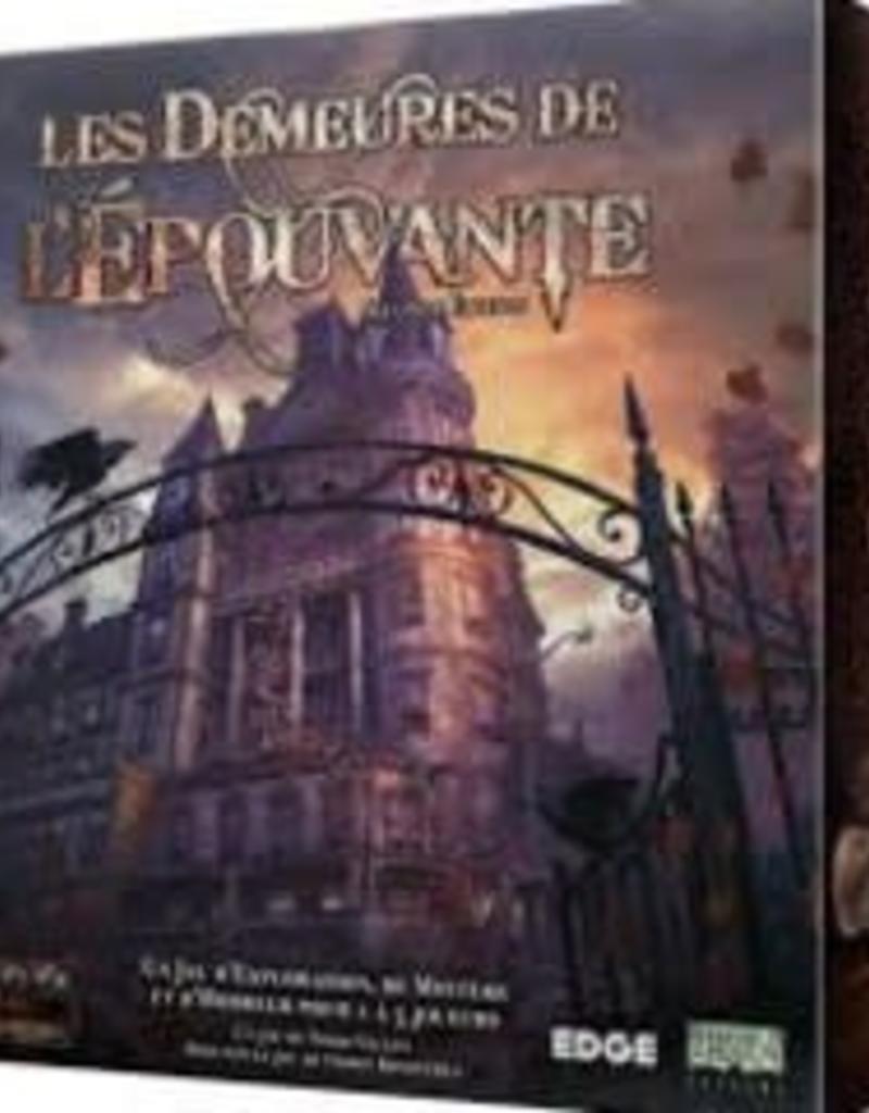 Fantasy Flight Les Demeures de l'Épouvante - 2ièm Édition