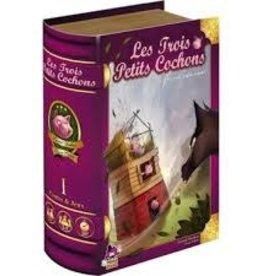 Purple Brain Les Trois Petits Cochons (FR)