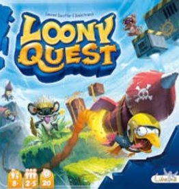 Libellud Loony Quest (fr)