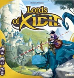 Libellud Lords of Xidit (FR)