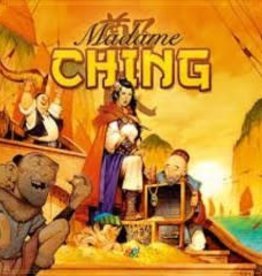 Hurrican Madame Ching (FR)
