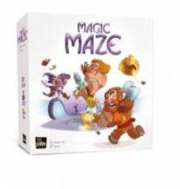 Sit Down Magic Maze (ML)