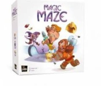 Magic Maze (FR)
