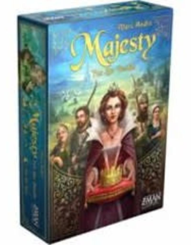 Z-Man Games Majesty (FR)
