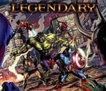 Marvel Legendary:  A Marvel Deck Building Game (EN)