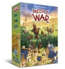 Blue Cocker Meeple War (ML)