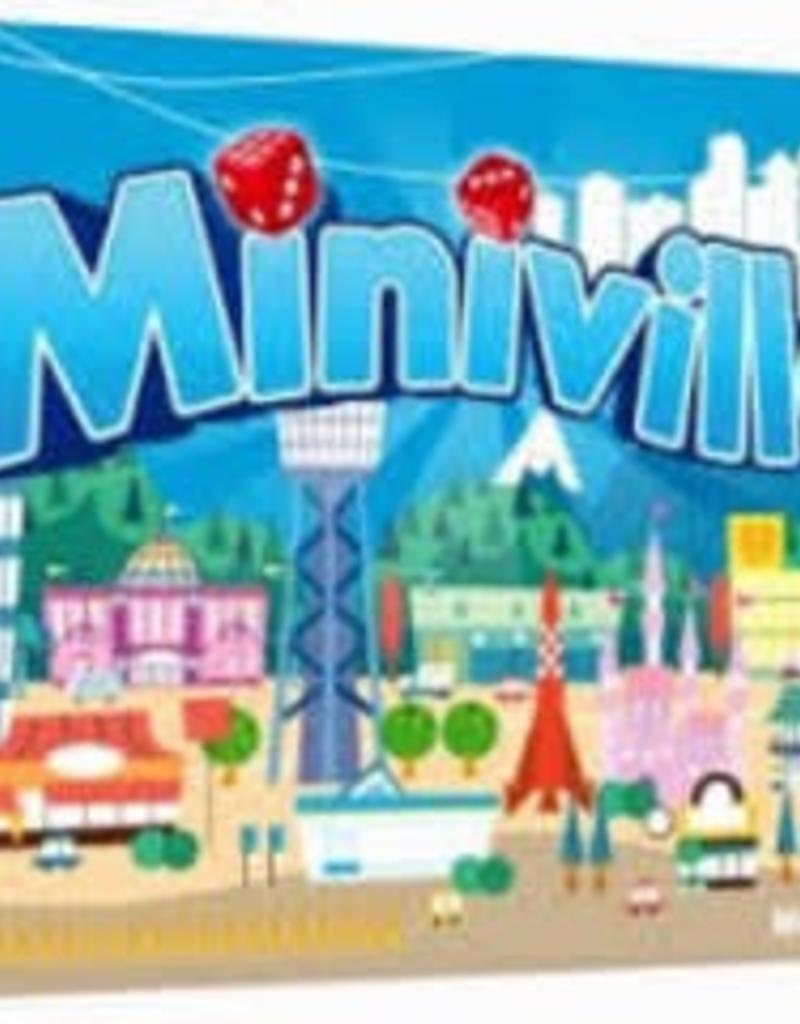 Moonster Games Minivilles (FR)