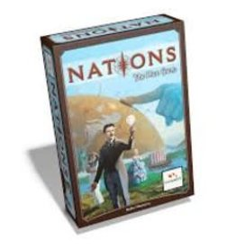 Stronghold Games Nations The Dice Game (eng)
