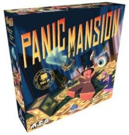 Blue Orange Panic Mansion (ML)