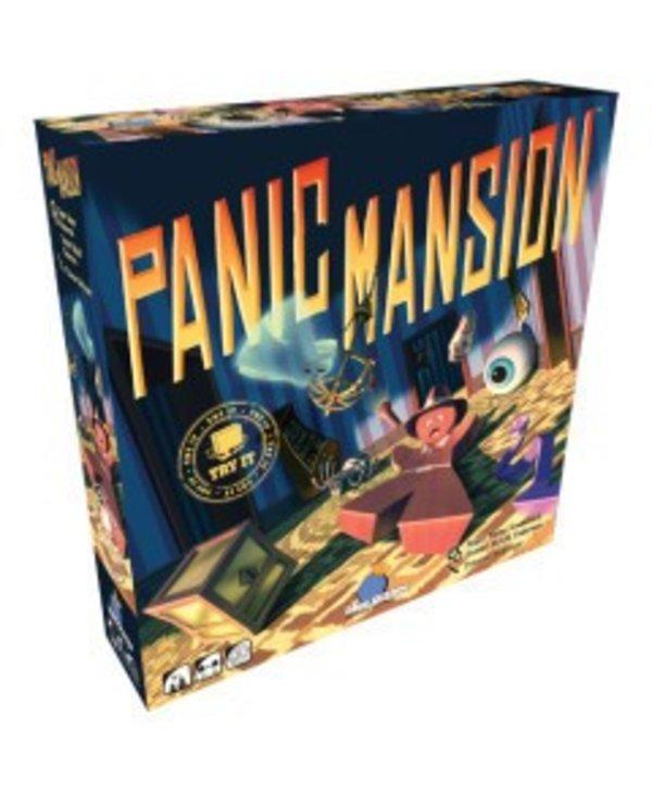 Panic Mansion (ML)
