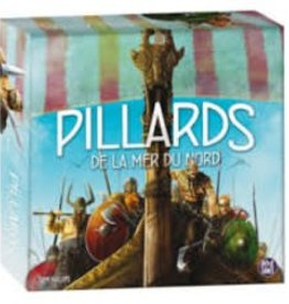 Pixie Games Pillards de la mer du nord (FR)