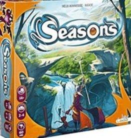 Libellud Seasons (FR)