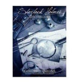 Space Cowboy Sherlock Holmes: Carlton House & Queen's Park (FR)
