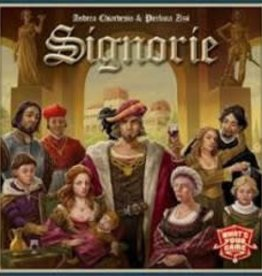 Whats Your Game Signorie (ML)