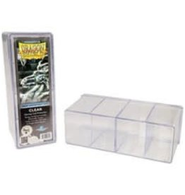 Arcane Tinmen Storage Box - 4 Transparent