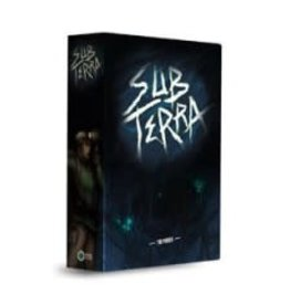 Inside the Box Board Games Sub Terra (EN)