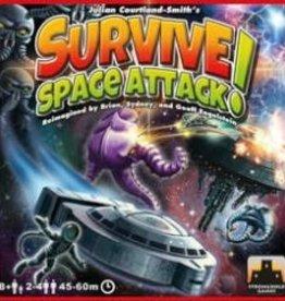 Stronghold Games Survive Space Attack ! (EN)