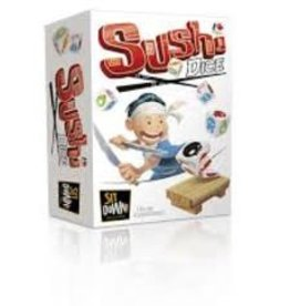 Sit Down Sushi Dice (FR)
