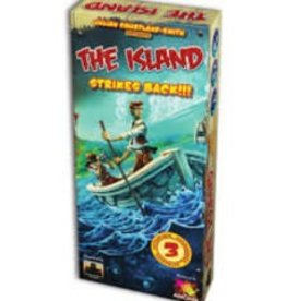 Asmodee The Island: Ext. Strike Back (FR)