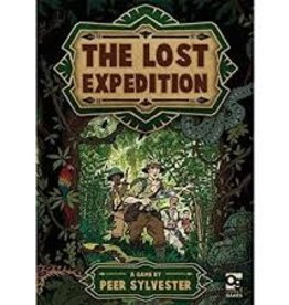 Osprey The Lost Expedition (EN)