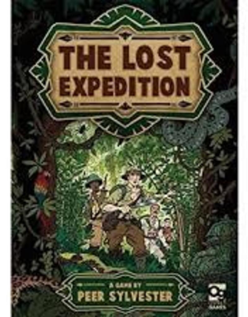 Osprey The Lost Expedition (EN)