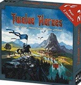 Catch-Up Games Twelve Heroes (FR)